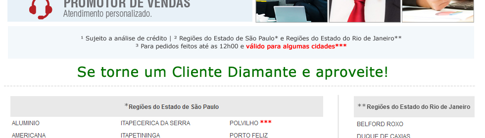 cliente diamante