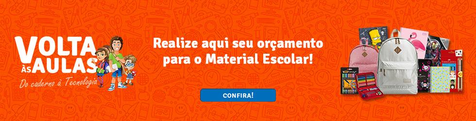 Material Escolar Online  Cadernos, Lápis de Cor e Mais - Gimba fd53c1d065